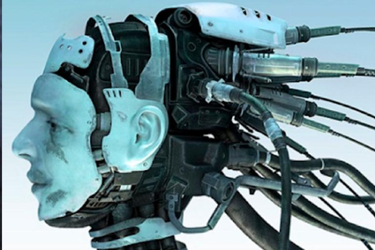 cervello del robot