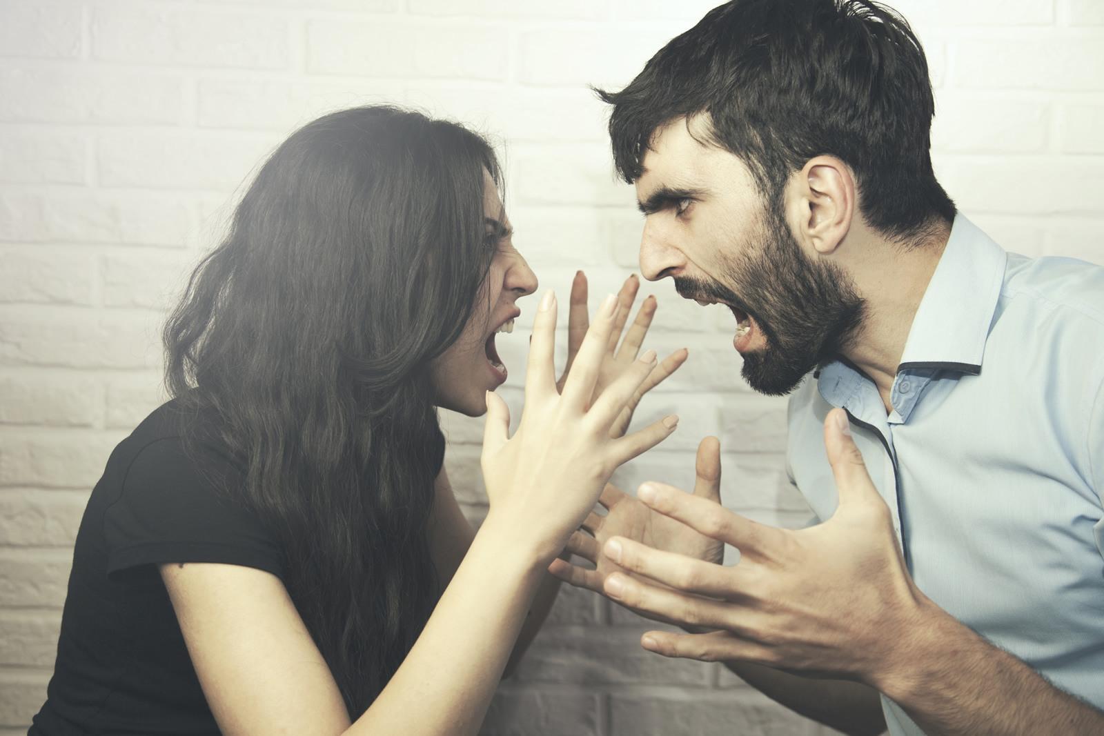 lotte di potere nella coppia